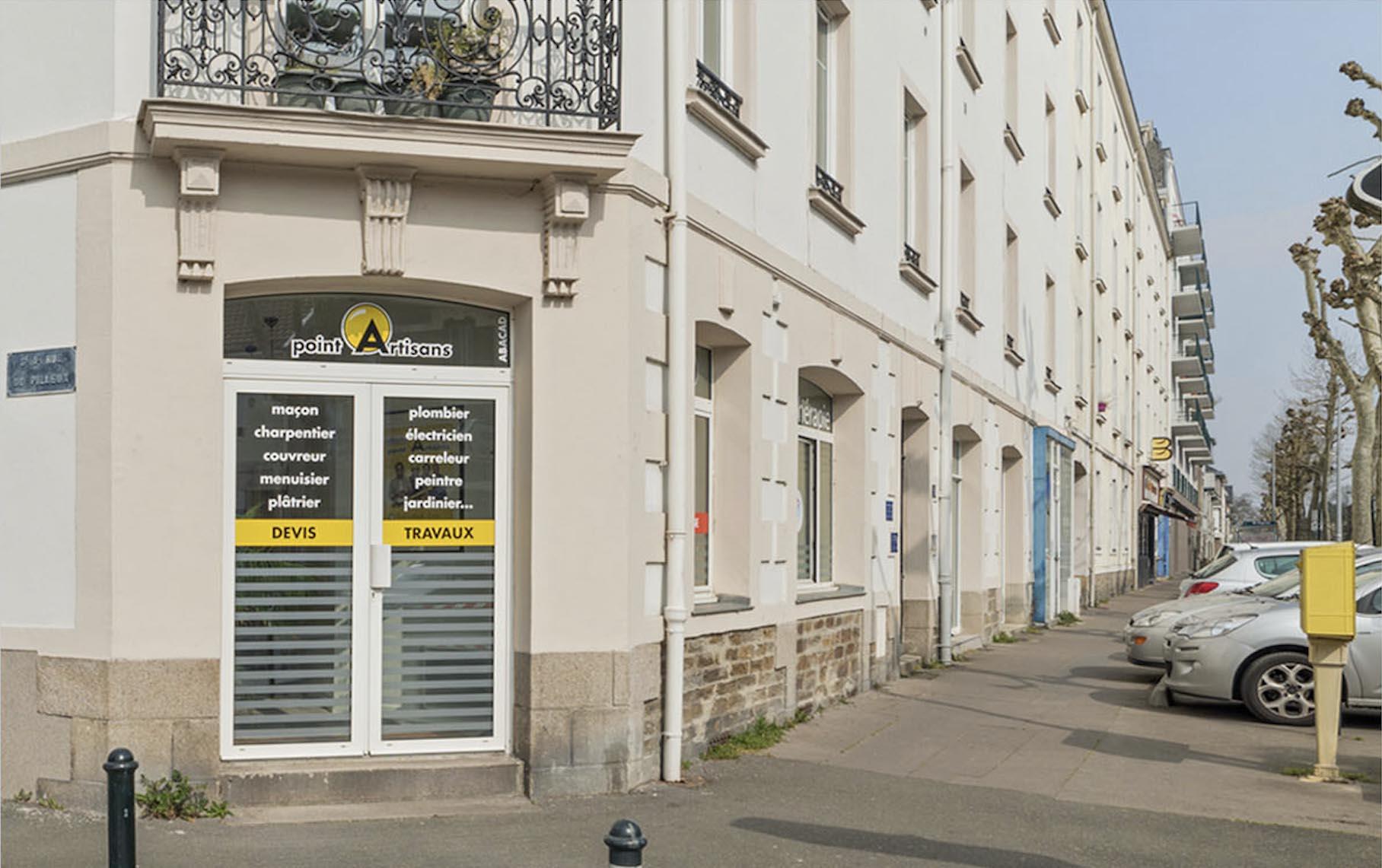 Agence Point Artisans Nantes