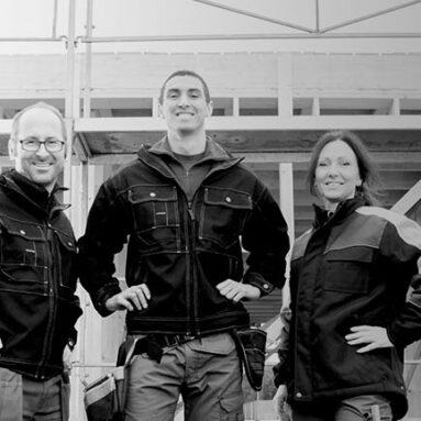 équipe artisans Nantes